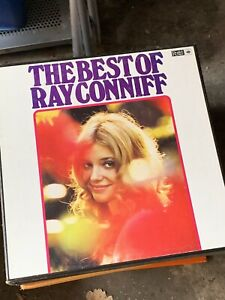 THE BEST OF RAY CONNIFF BOX SET READERS DIGEST VINYL LP