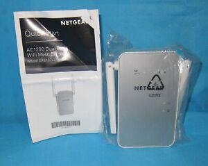 NETGEAR EX6150v2 Wi-Fi Range Extender | AC1200 Wireless Booster  NEW