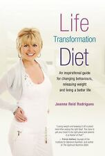 Life Transformation Diet: An Inspirational Guide for Changing Behaviou-ExLibrary