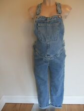 ASOS MATERNITY BLUE DENIM JEANS DUNGAREES SIZE 8 NEW