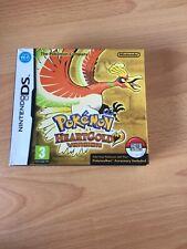 Nintendo DS Pokemon Heart Gold Box Only