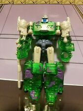 GI Joe Collector's Club Transformers Crossover Megatron *LOOSE/COMPLETE*