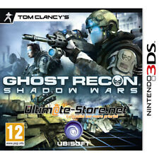 Tom Clancy's Ghost Recon Shadow Wars Nintendo 3DS Neuf sous Blister
