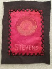 Vtg 1910 Stevens Institute of Technology Nj Egyptienne Luxury Tobacco Silk Nice