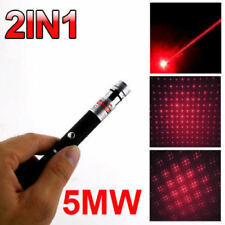 PARANORMAL GHOST HUNTING TOOL 5MW RED LASER GRID PEN POINTER MARKER