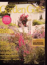 GARDEN GATE Exclusive Members Edition August 2015 MAGAZINE
