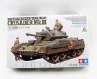 Tamiya Model 37025 1/35 British MK.VI Crusader MK.III Cruiser Tank