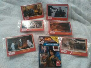 Star wars topps cards trader & card game pack
