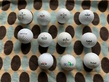 Golf Balls Michigan Misc Brands 11 Total used