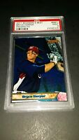 2011 Bowman's Best #BBP1- Bryce Harper Rookie Card! PSA Graded MINT 9!