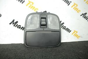 13-16 HYUNDAI GENESIS COUPE DOME LIGHT W/SUNROOF CONTROL