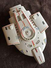 Star Trek Model Kit Fully Assembled USS DEFIANT Starship