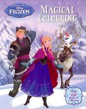 Disney Frozen: Magical Colouring Book