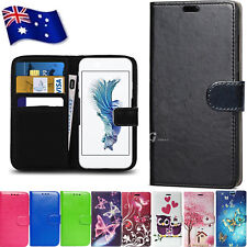 Wallet Money Card Leather Universal Case Cover for Galaxy J3 J4 J6 J8 2018