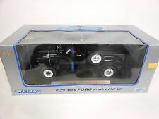 Welly 1956 Ford F-100 Pick-up(Die-cast 1:18 Scale)