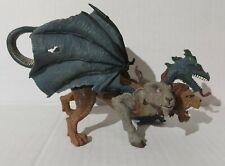 Safari Ltd Mythical Realms Chimera 3 Headed Monster Goat Lion Dragon Snake 2008