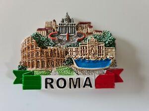 Roma Ceramic Fridge Magnet