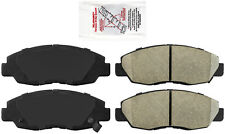 Disc Brake Pad Set-Rear Disc, Sedan Front Autopartsource fits 90-91 Honda Accord