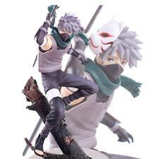 Anime Naruto Kakashi 10'' Deluxe Collectible Action Figure PVC Model Gift Toy