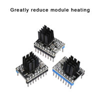 Stepper Motor Driver+Heatsink With Sticker Reprap 3D TMC2208/TMC2100/TMC2130