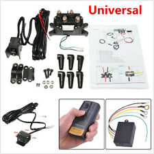 12V Wireless Winch Solenoid Relay Contactor Winch Rocker Remote Control Switch