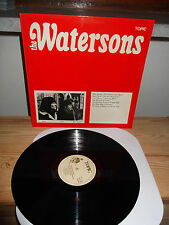 """WATERSONS """"SAME"""" LP TOPIC 1966 UK - LAMINATED COVER"""