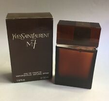 *M7  by YSL* *50 ML EDT* *VINTAGE * *HARD TO FIND*