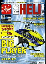 RC heli action -- Big Player -- 2013/Julio de -- revista --