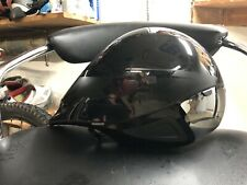 Giro Selector Race Aero Helmet Medium Large Road Bike Tt Tri Time Trial Black