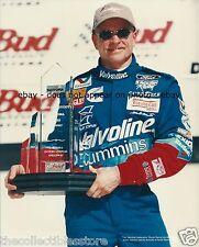MARK MARTIN 1999 NASCAR WINSTON CUP SERIES DAYTONA BUD SHOOTOUT WIN 8 X 10 PHOTO