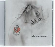 CD album CLAIRE DENAMUR - SAME / selftitled   2009 nf