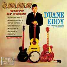 Duane Eddy - $1,000,000,00 Worth Of Twang CD