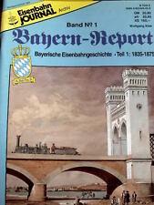 Eisenbahn Journal - BAYERN REPORT Band n°1 1993 -Tr.20