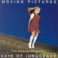 MOVING PICTURES The Ultimate Collection CD NEW What About Me Days Of Innocence