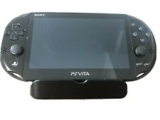 Sony Playstation Vita Black Console