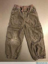 Pantalon Kidkanaï doublé - Taille 5 ans (GW)