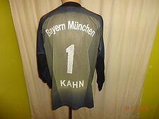 "Bayern Monaco Adidas Maglia da portiere"" - T --- mobile -"" + N. 1 KAHN TG S-M Top"