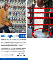 DAVE CHAPPELLE signed Autographed 8X10 Photo EXACT PROOF - Chappelle's Show ACOA