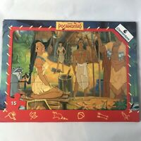 Pocahontas 15 Piece Jigsaw Puzzle Disney Vintage Clementoni