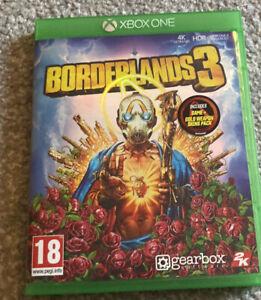 X Box One Borderlands3 Game