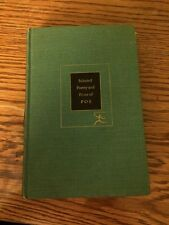 SELECTED POETRY & PROSE OF EDGAR ALLAN POE Modern Library Edition HC (1951)