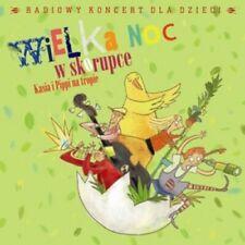 Wielka Noc w skorupce Kasia i Pippi na tropie radiowy koncert dla dzieci Digipac
