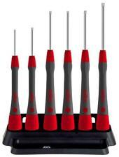 PicoFinish 267P Precision Torx T4 - T9 Screwdriver Set, 6 Piece - WIHA