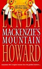 Mackenzie's Mountain by Linda Howard (2000, Paperback) GG652