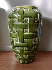 BOCH - KERALUX - Grand vase vintage - Années 50-60