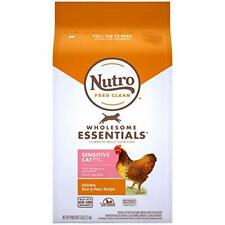 NUTRO WHOLESOME ESSENTIALS Natural Dry Cat Food Sensitive Cat Chicken Rice & ...