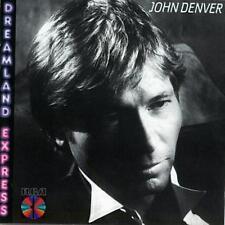 John Denver.    ' DREAMLAND EXPRESS '    *** VERY RARE CD