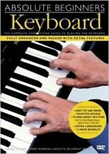 Absolute Beginners: Keyboard (With Subtitles) [DVD], Excellent DVD, ,