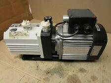 Leybold Trivac D2 5e 140000 E7b4b3 7 351 Vacuum Pump 230v 1ph 300w 14a 1600rpm