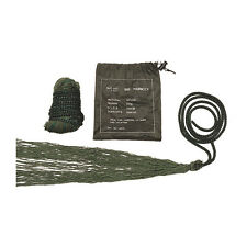 Mini String Rope Camping Garden Army Military Hiking Survival Hammock Green NEW